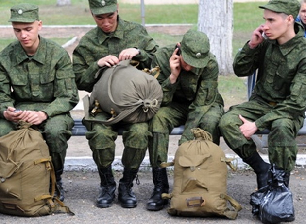 В осенний призыв в армию ушли более 115