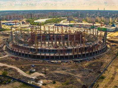 Кабмин откорректировал документацию настроительство стадионов кЧМ