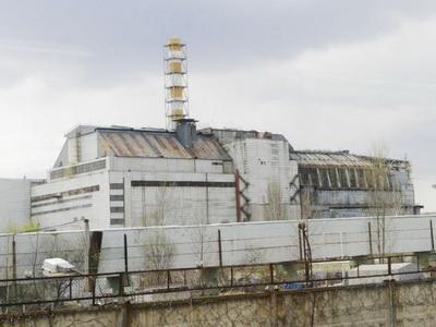 НаЧАЭС началось строительство необычайной конструкции