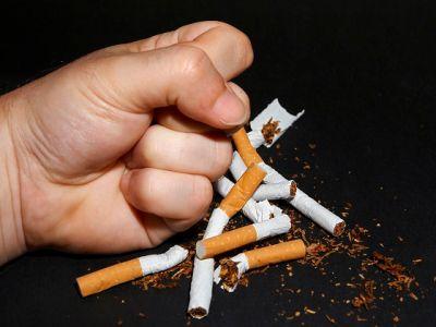 18 ноября отмечается Международный день отказа от курения