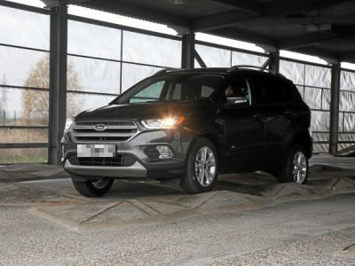 Форд Kuga адаптировали кроссийскому климату идорогам