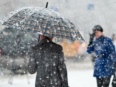 Жителей столицы предупреждают о стремительном ухудшении погоды ввыходные