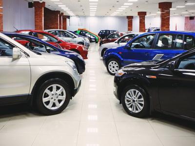 Доля продаж собранных вРФ иномарок составила 58%