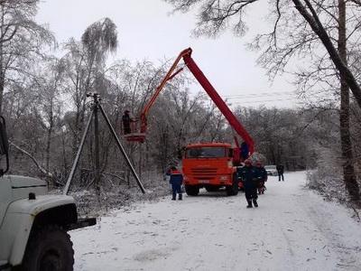 Неменее 7 тыс. граждан Калужской области остались без света