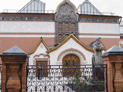 ВТретьяковке открывается выставка шедевров Пинакотеки Ватикана