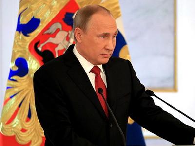 Волгоградская делегация приняла участие воглашении Послания Президента России
