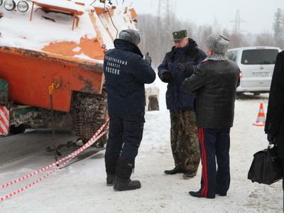 Авария вХМАО произошла повине водителей грузового автомобиля иавтобуса— СКР