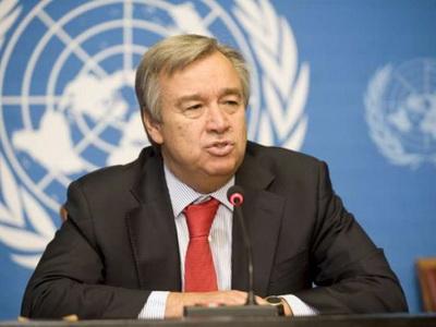 Антониу Гутерриш принес присягу надолжность генсека ООН