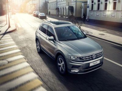 Новый VW Tiguan: названы цены икомплектации