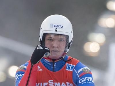 Житель россии Репилов одержал победу этап Кубка мира посанному спорту