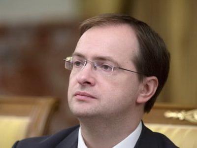 Владимир Мединский был удостоен премии «Человек года»