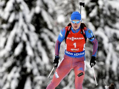 Назван состав женской сборной РФ по биатлону на международные старты в январе