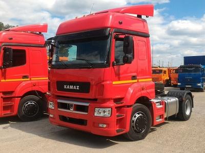КАМАЗ на последующий год увеличивает планы до36 тыс. фургонов