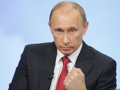 Путин поручил отчитаться одеятельности НКО до30марта