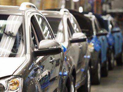 На Украине в 2016 году продали 65 тысяч легковых авто
