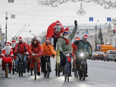 Велопарад в столице состоится, невзирая наморозы
