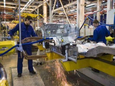 Заводы Форд Sollers перешли напятидневную рабочую неделю