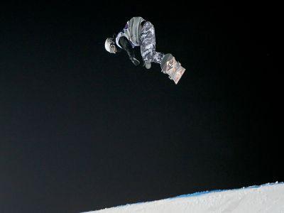 Русские спортсмены стали финалистами этапа мирового тура посноуборду