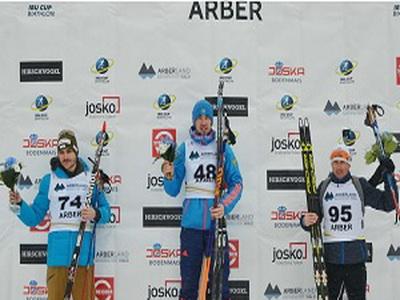Логинов одержал победу персональную гонку наэтапе Кубка IBU вАрбере