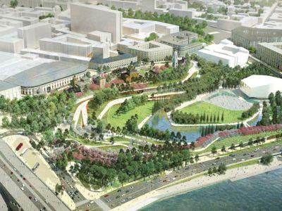 В этом году в российской столице будут сделаны более 50-ти новых парков— Собянин