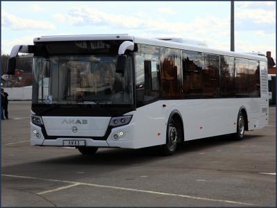 В российской столице вышел врейс 1-ый отечественный электробус
