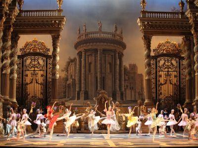 Балет огромного театра «Спящая красавица» покажут вТюмени