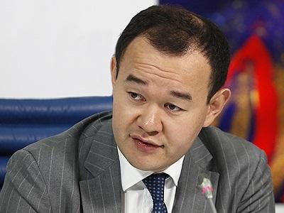 Глава департамента Минпромторга Денис Пак