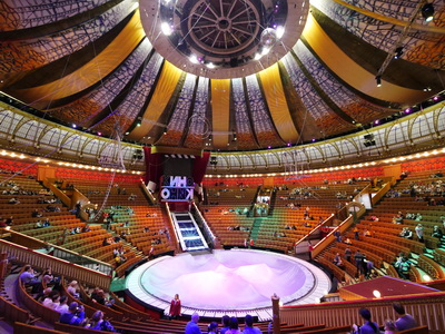 Артисты огромного  Московского цирка завоевали золото фестиваля вМонте-Карло