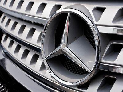Benz в 2016г. сохранил лидерство среди премиум-марок в Российской Федерации