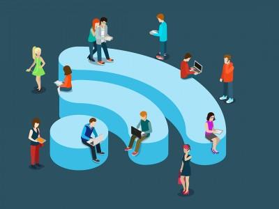 В северной столице запущена бесплатная городская Wi-Fi-сеть
