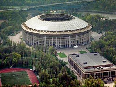 Стадион «Лужники» будет введен вэксплуатацию доконца первого полугодия