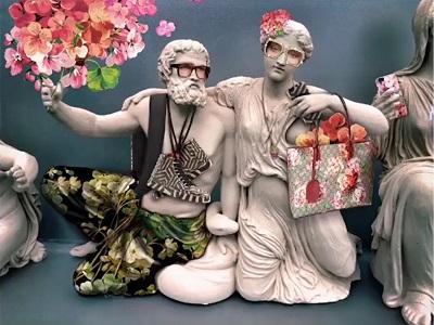 Престижный дом Гуччи желает устроить шоу-дефиле уПарфенона— Полный фэшн