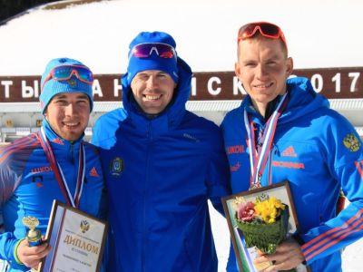 Устюгов одержал победу спринт начемпионате РФ