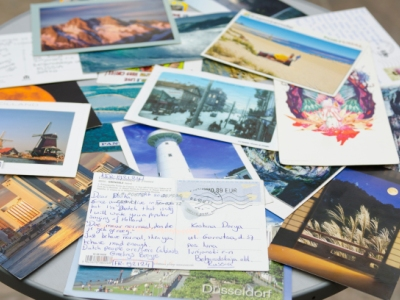 Посетители ВДНХ смогут отправить открытки свидами выставки незнакомцам повсей планете