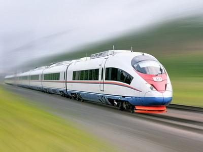 С1июня этого 2017 поезда «Сапсан» станут скорее на5 мин.