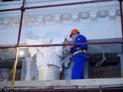 Строение усадьбы вПодсосенском пер.в центре столицы отреставрируют