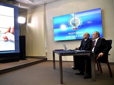 Руководитель ФНС расскажет Путину о актуальных насегодняшний день стандартах обслуживания налогоплательщиков