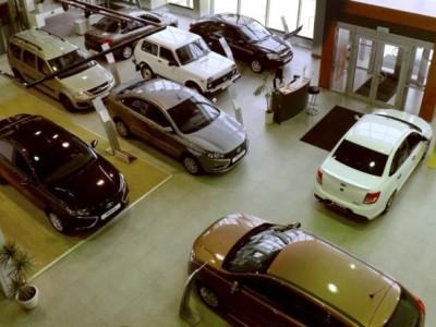 На рынке автомобилей Российской Федерации продолжает расти доля отечественных марок