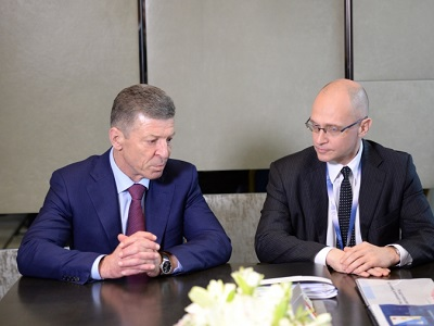 Врио руководителя Севастополя представил стратегию развития города