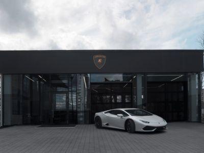 В северной столице открылся новый автосалон Lamborghini