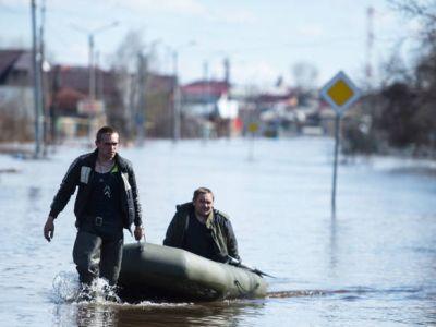 Вода вИшиме подтопила 150 садовых участков. МЧС предупредило дачников обопасности