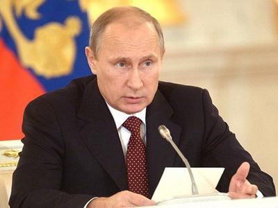 Путин предложил привлекать жителей ктушению пожаров