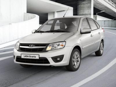 Автомобили АВТОВАЗа Kalina и Granta получили новые опции