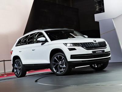 Кконцу весны компания Шкода показала рост продаж на русском автомобильном рынке