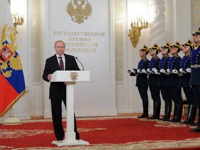 Путин: необходимо отчетливо  обозначить общенациональные  интересы РФ