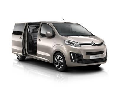 В РФ стартовали продажи нового минивэна Peugeot (Пежо) Traveller
