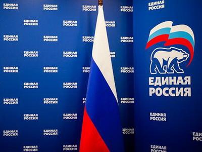Дзюба принял участие в совещании Генсовета партии «Единая Россия»