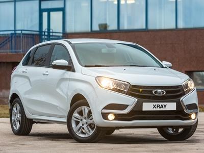 «АвтоВАЗ» начал прием заявок накроссовер Лада Xray Exclusive