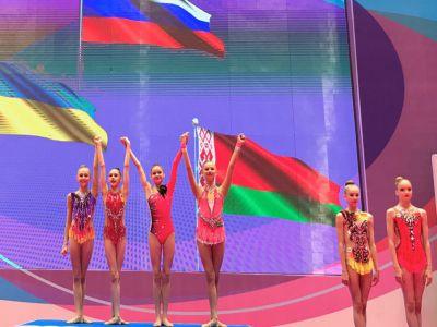 Орловская гимнастка завоевала два золота Гран-при вИзраиле