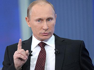 Путин встретится свыпускниками военных институтов вКремле